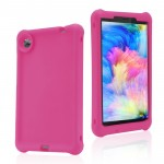 For Lenovo Tab M7 Tablet Case TB-7305 Cover Raspberry