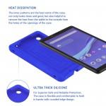 For Lenovo M7 TB-7305 Kids Tablet Cover Blue