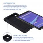 For Lenovo Tab M7 Tablet Case TB-7305F Cover Black