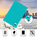 For Lenovo Tab M8 FHD Tablet Case Turquoise