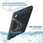 For Lenovo Tab M8 FHD TB-8705F Tablet Case Black