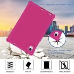 For Lenovo M8 TB-8705F Tab M8 Tablet Case Raspberry