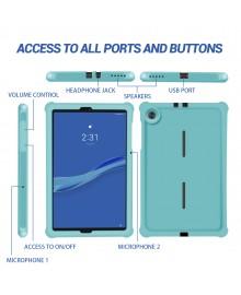 For Lenovo M10 FHD Plus 10.3 Kids Tablet Case Turquoise