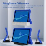For Lenovo Smart Tab M10 FHD Plus 10.3 Tablet Case Blue