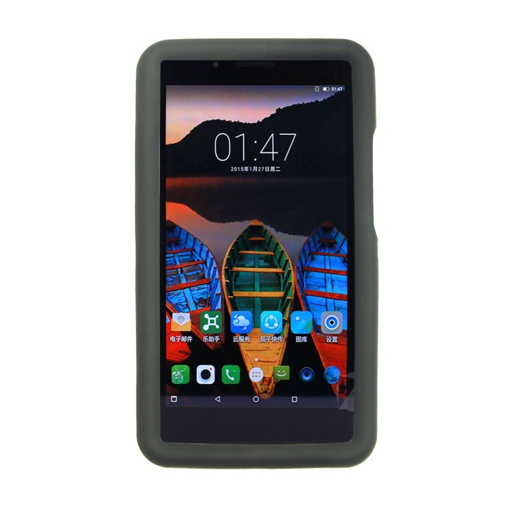 MingShore Rugged Case For Lenovo Tab 3 7 plus