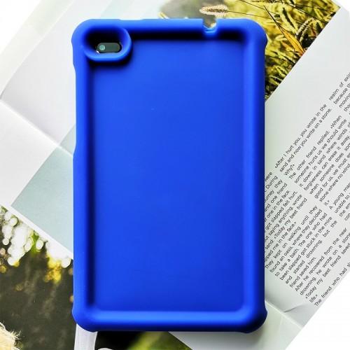 MingShore Tab E7 Bumper For Lenovo TB-7104F Protective Case BLUE