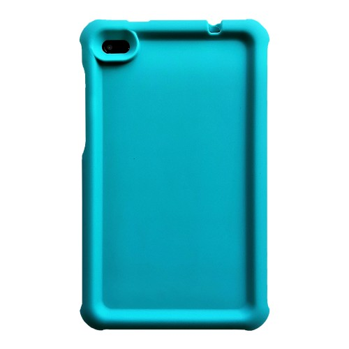 MingShore TB-7104F Tablet Case For Lenovo Tab E7 Kids Friendly Cover Turquoise