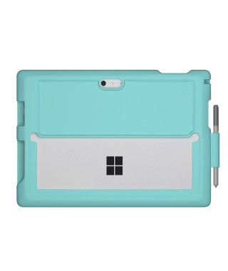 MingShore New Surface Pro Cover With Pen holder Silicone Rugged Case for Microsoft Surface Pro 3 and Pro 4 Sleeve