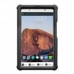 MingShore Tab 4 8 For Lenovo TB-8504F Rugged Bouncing Case BLACK