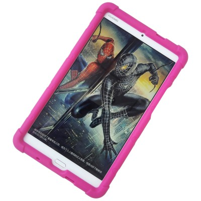 MingShore Silicone Rugged Case for Huawei MediaPad M3 8.4 inch BTV-W09 DL09 tablet