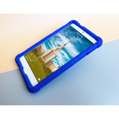 MingShore Case For HUAWEI MediaPad M3 Lite 8 BLUE