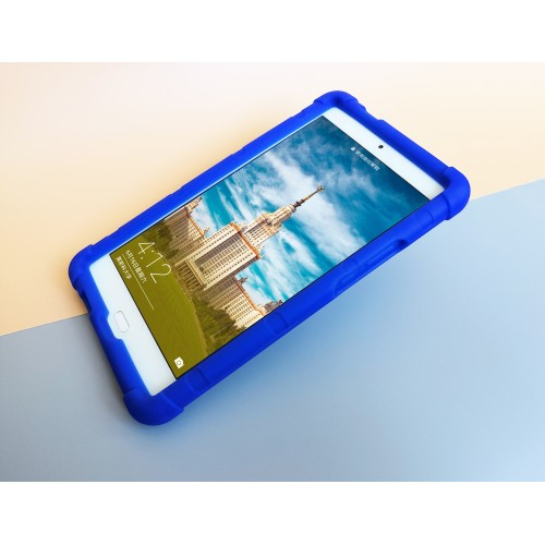 MingShore Case For HUAWEI MediaPad M3 Lite 8 BLUE