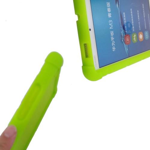 MingShore Case For HUAWEI MediaPad M3 Lite 8 Tablet Cover GREEN
