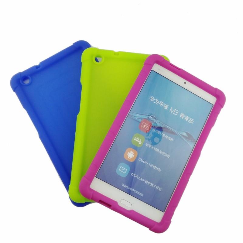 MingShore For Huawei MediaPad M3 Lite 8 Case Black