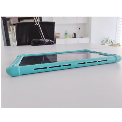 MingShore Case For Huawei MediaPad M5 M6 10.8 Tablet Cover Turquoise
