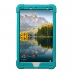 MINGSHORE Case For Huawei MediaPad M5 8.4 Inch Tablet Cover TURQUOISE