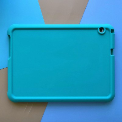 MingShore T3 10 Case For Huawei 9.6 Inch Silicone Rugged Case-Turquoise
